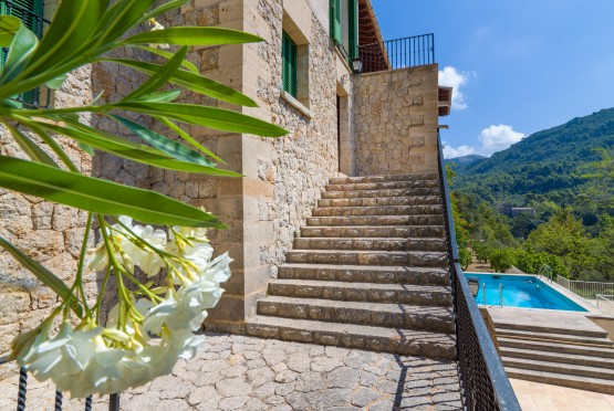 House with amazing views of Valldemossa